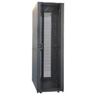 """Серверный шкаф 19"""" 48U RackPro SG6148 (600х1000х48U) (блок вентил.), перф. двери, черный"""