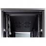 """Серверный шкаф 19"""" 42U RackPro EC6142W (600х1000х2055мм), передняя стеклянная дверь, белый"""